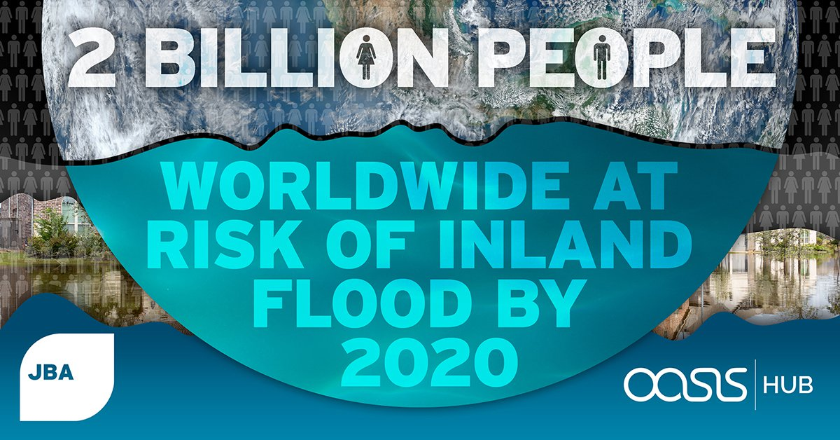 JBA 2 Billion People at Risk