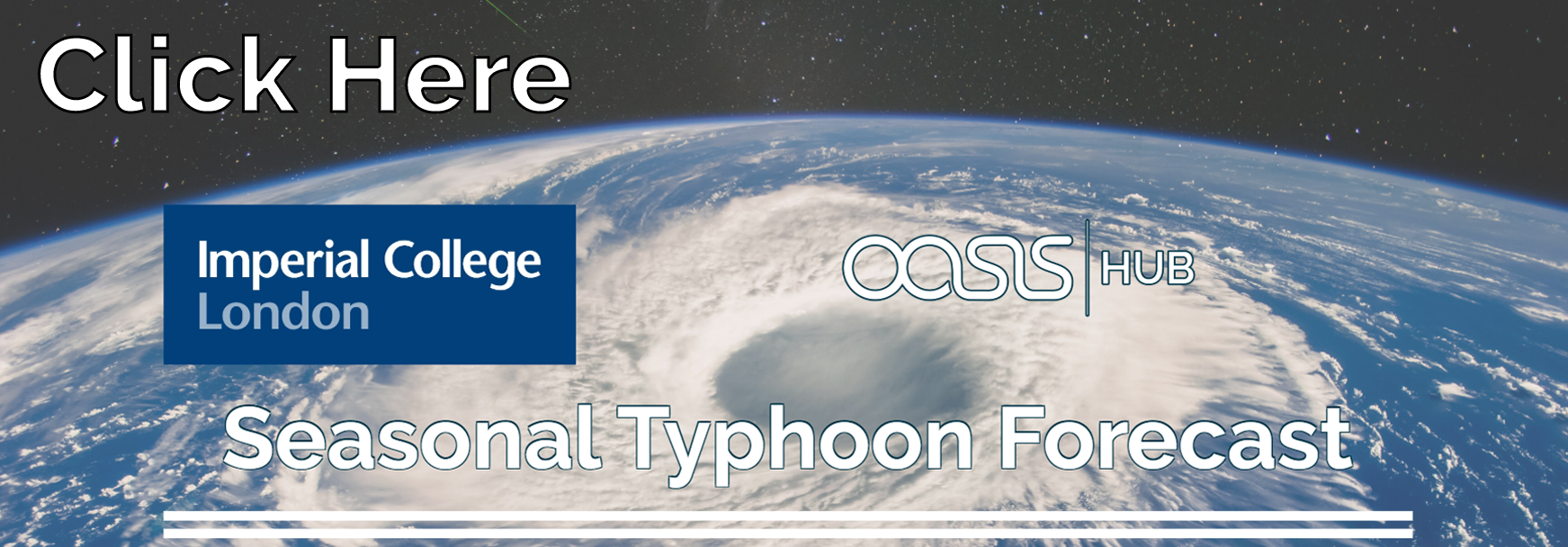 Seasonal Typhoon Forecast